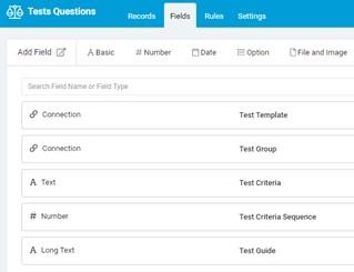 2a_Test Questions Fields